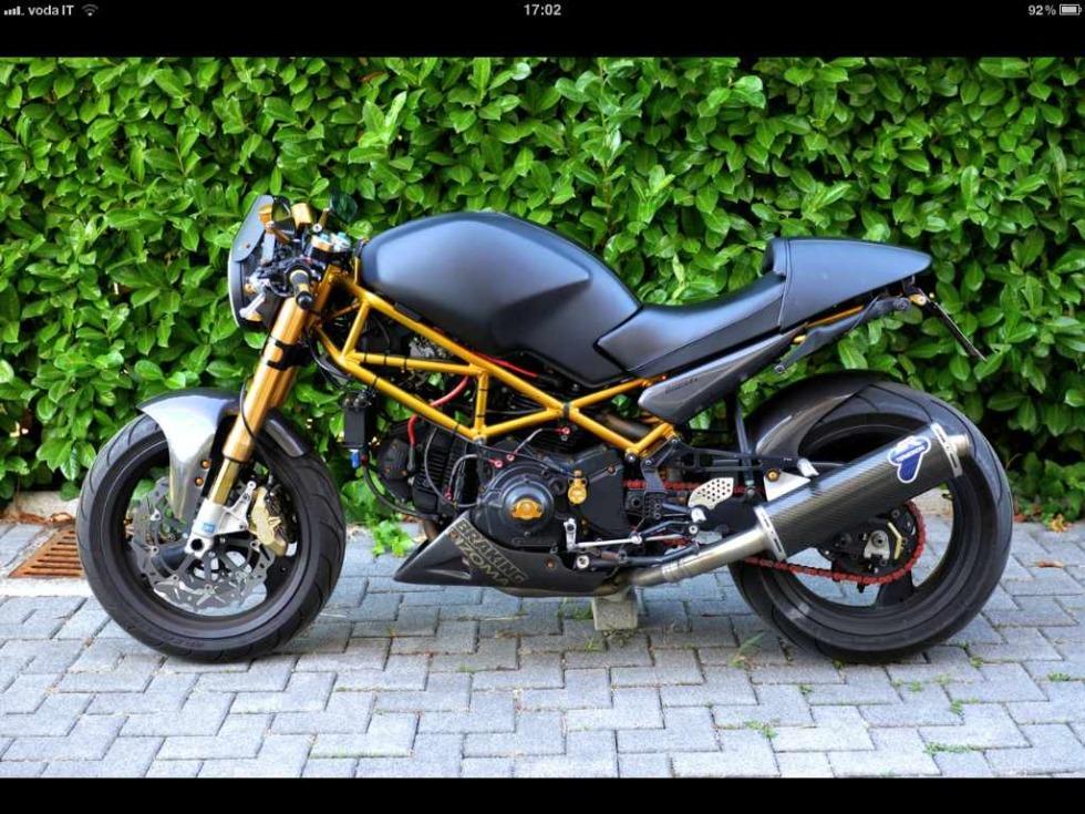 900 Carburatori 97 Versione 2012 Dmc Ducati Monster Club