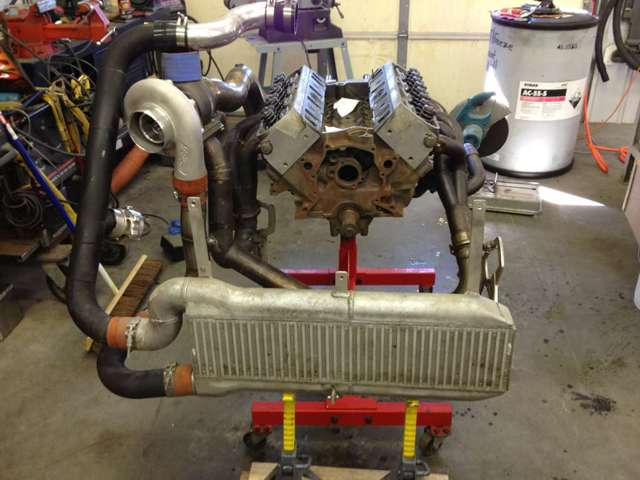 For Sale 5 0 mustang cartech stainless turbo kit - Ford