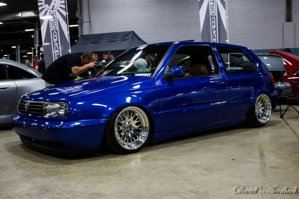 Jetta Mk3 Euro Style - Fotos de coches - Zcoches