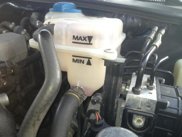 New To The Forum But Need Help Audi A Antifreeze Question - Audi antifreeze