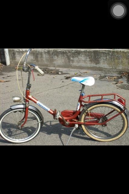 Bicicletta Tipo Graziella Con Cambio