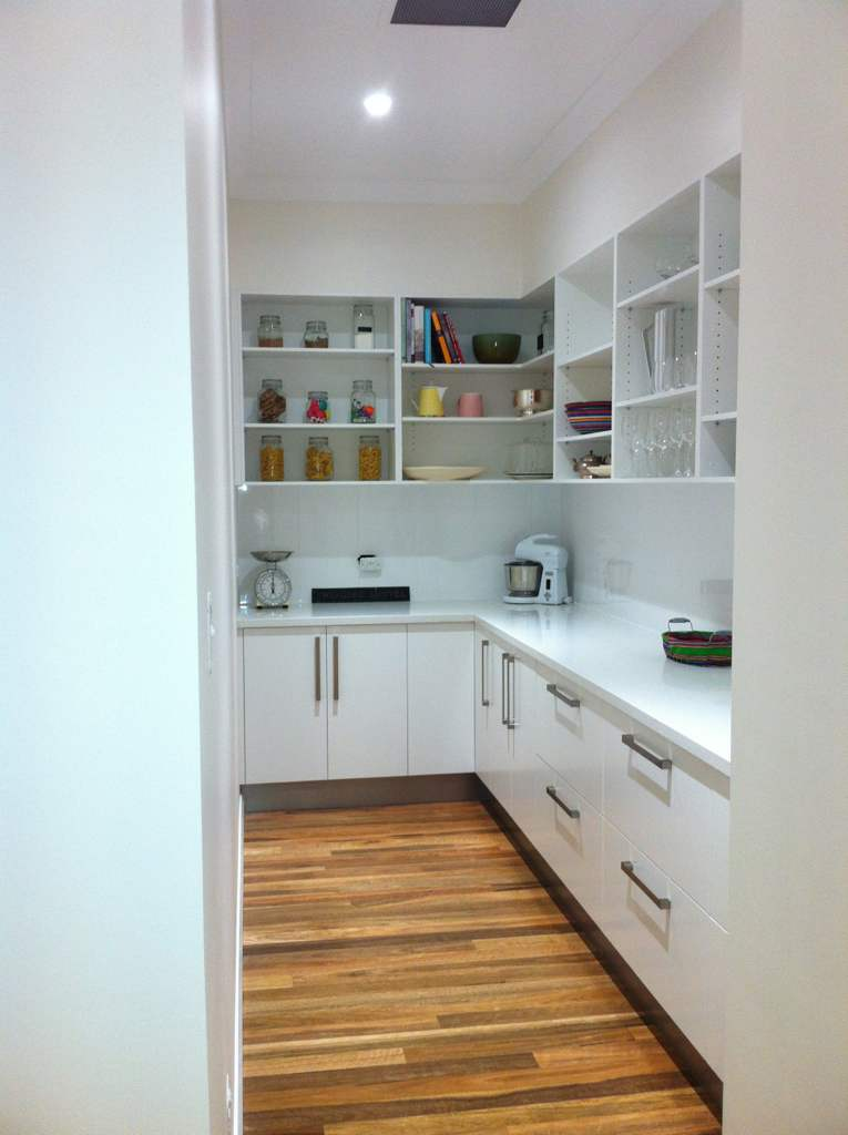 Walk In Pantry Dimensions