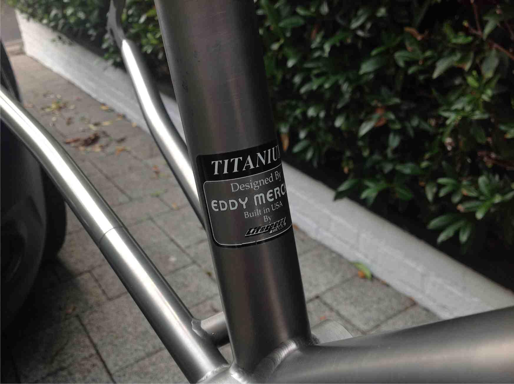 Günsteige Titan Rahmen | Seite 2 | Rennrad-News.de