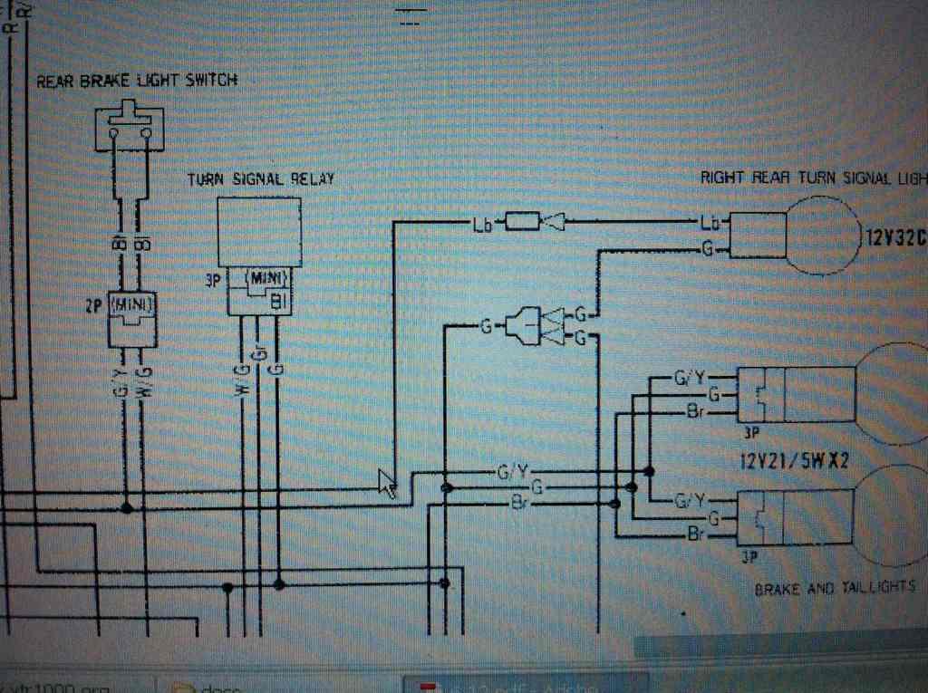 Honda Vtr 1000 Wiring Diagram. Honda. Wiring Diagrams Instructions