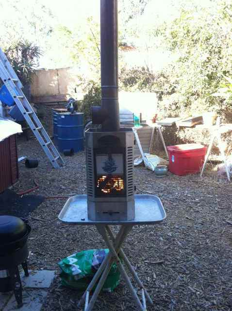 - Heater Alternative Maybe Wood Stove? [Archive] - Expedition Portal