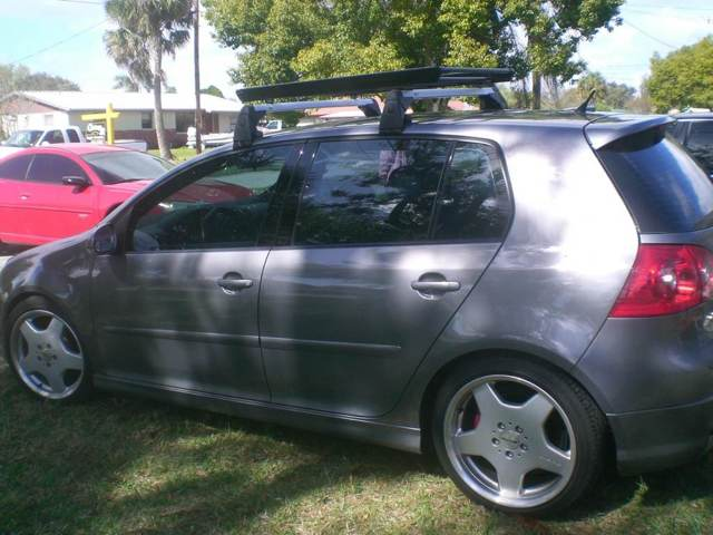 This Is Not My Gti But I Found Some Pict In The Inter Of Mk5 With
