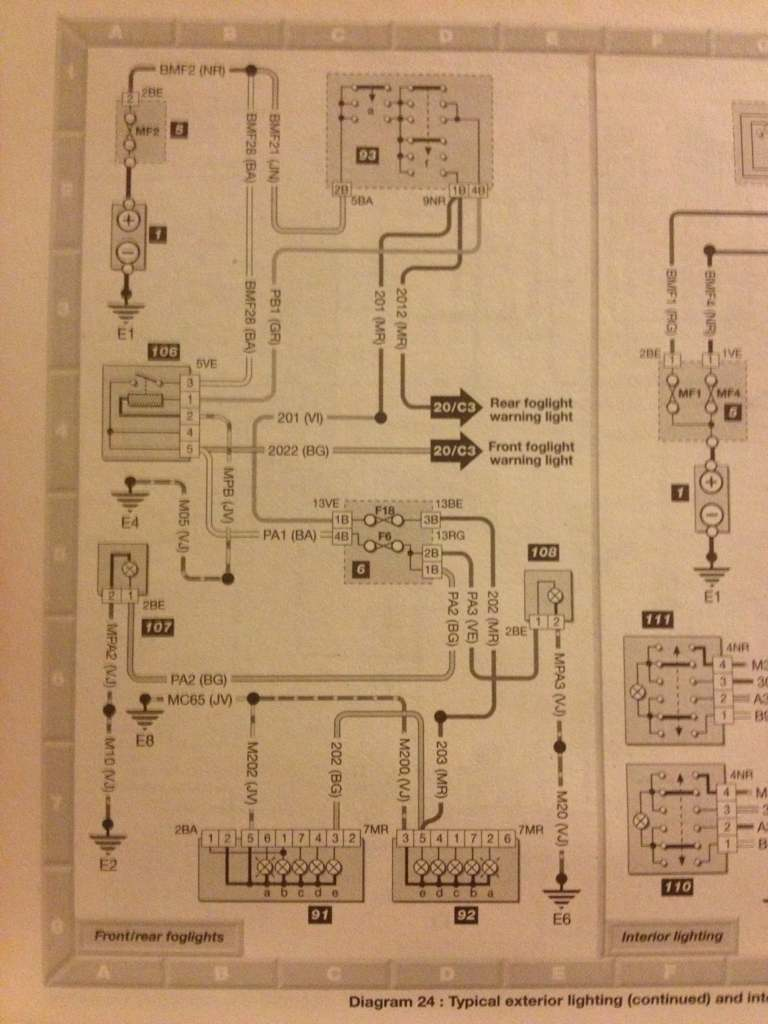 Peugeot Fog Lights Wiring Diagram Trusted Diagrams 306 Light Easy U2022 Rh Art Isere Com