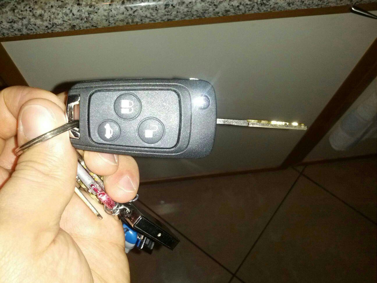 chiave ford puma