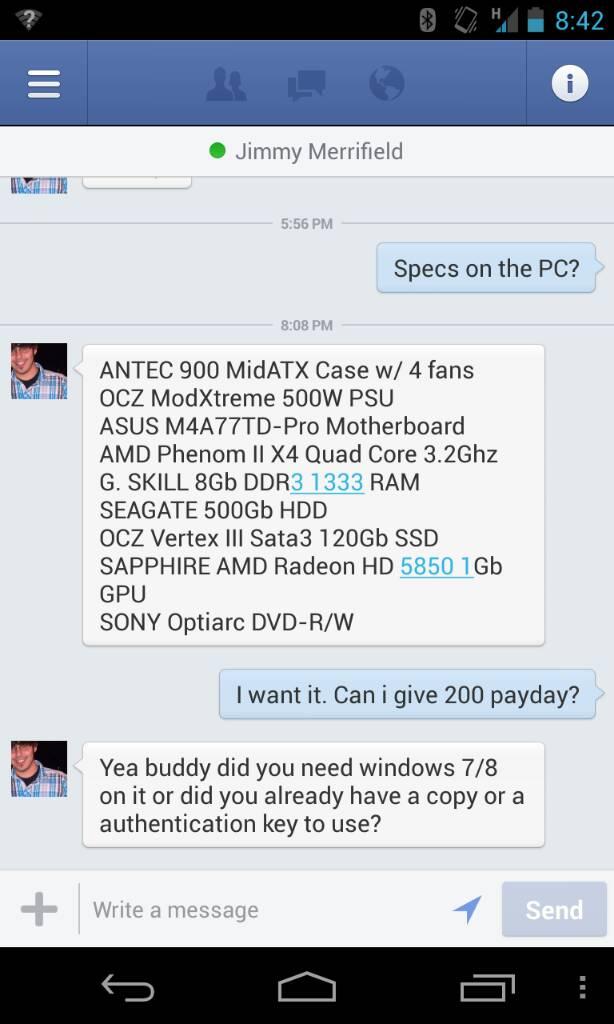 Computer specs for video editing software ubuntu
