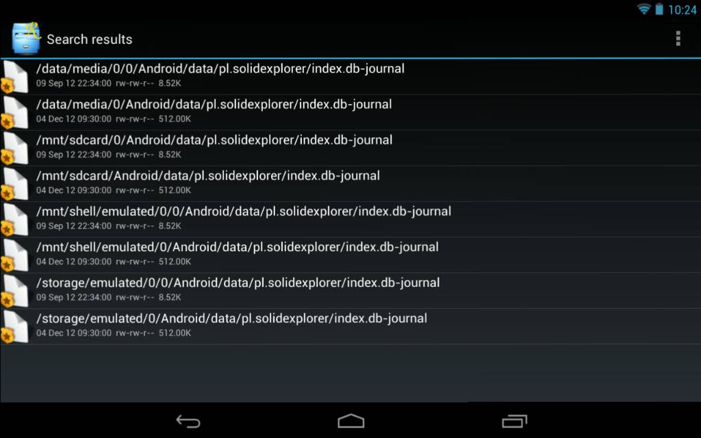 Sdcard 0 folder? - Nexus 7 (2012) - RootzWiki