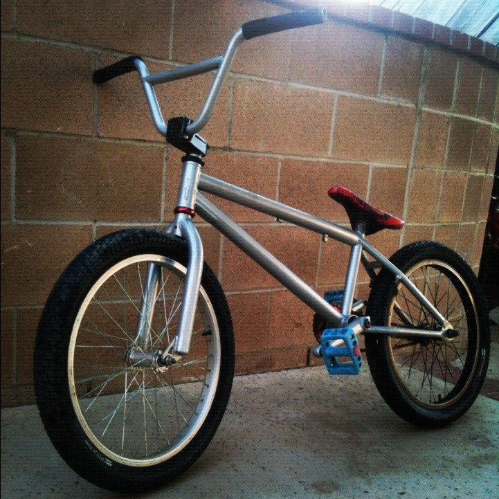 vwvortex com fs 20 custom bmx bike