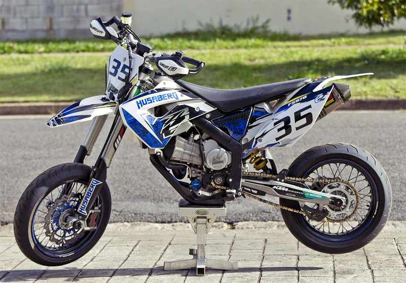 Best Street Legal Supermoto Available Production Bike For The