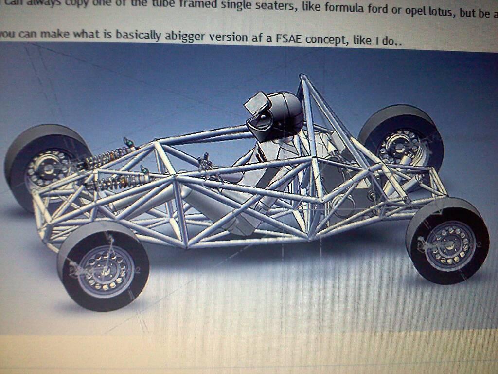 Formula Ford based Kit car  - ClubRoadster net