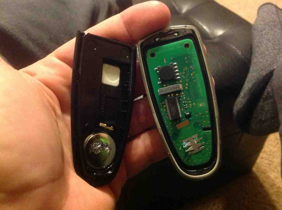 Changing Battery In Titanium Key Fob Focus Fanatics Forum