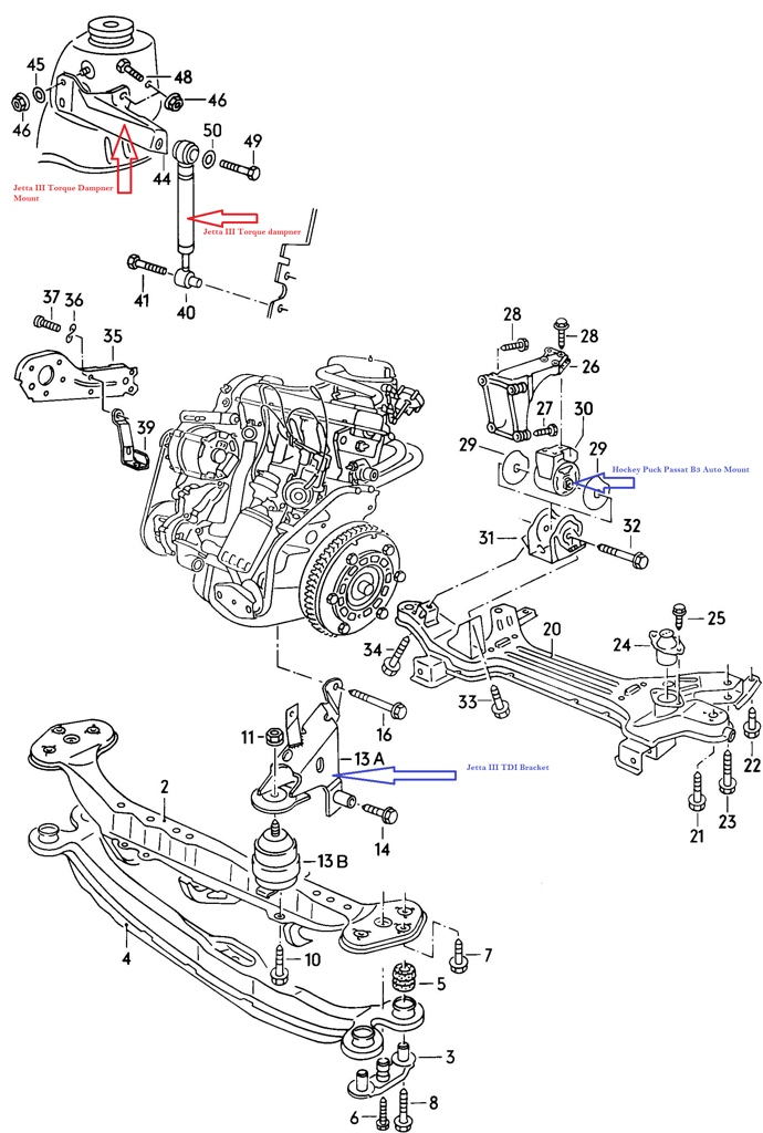 Here's Where Clarification Is Needed: Vw Corrado Engine Diagram At Johnprice.co