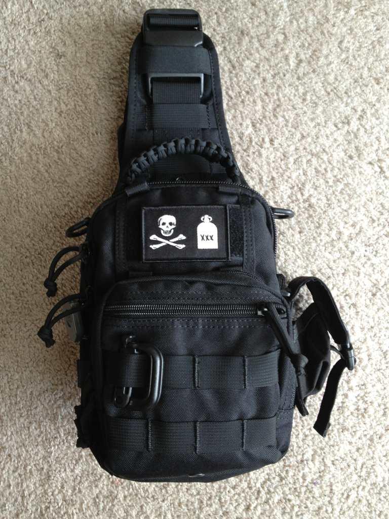 Small Edc Shoulder Bag 42