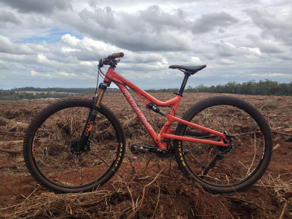 Frame: 29r Santa Cruz Superlight Medium - For Sale - Bikes & Frames ...