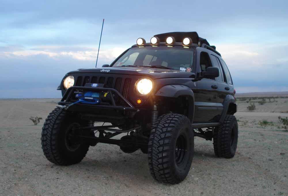 ...e io che pensavo di avere la jeep rialzata... Heqatu2u
