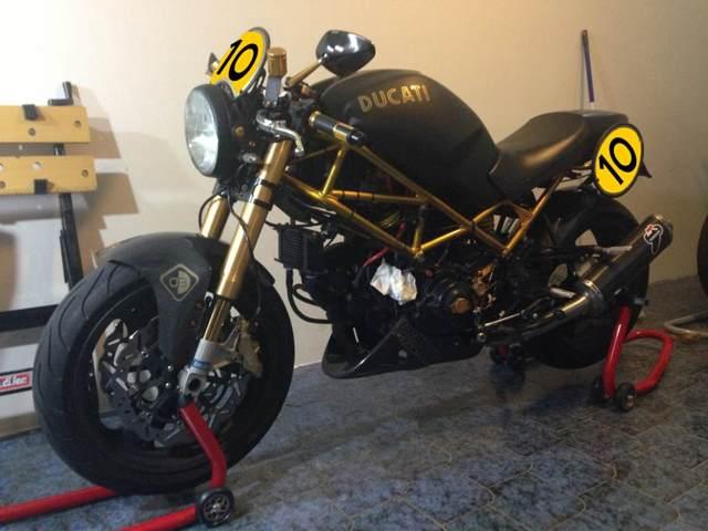 900 Carburatori 39 97 Versione 2012 Dmc Ducati Monster Club