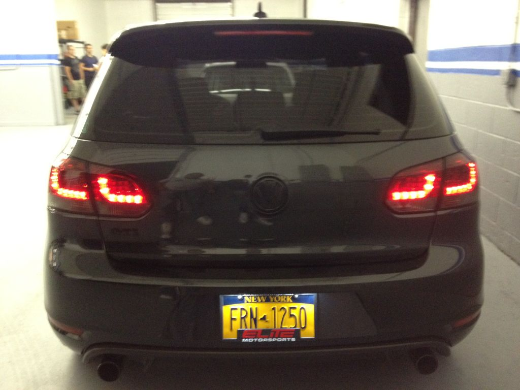 Home spyder black led tail lights vw golf gti golf r mk6 - Selling For A Friend Great Condition He Had Them For 4 Months Plug N Play No Error Code No Adaptor Needed 275 Or Best Offer Pm For Fastest Response