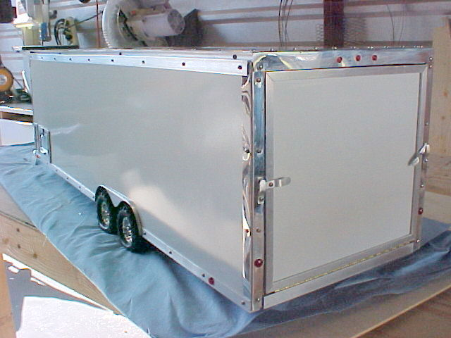 slash 4x4 rc trailer build thread