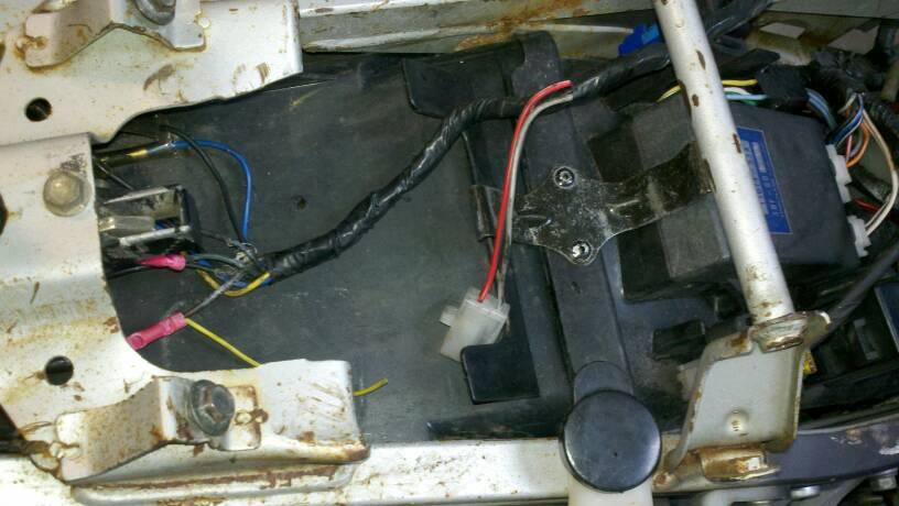 u6a5yqyz fzr400 600 wiring harness question 1994 FZR 600 at bayanpartner.co