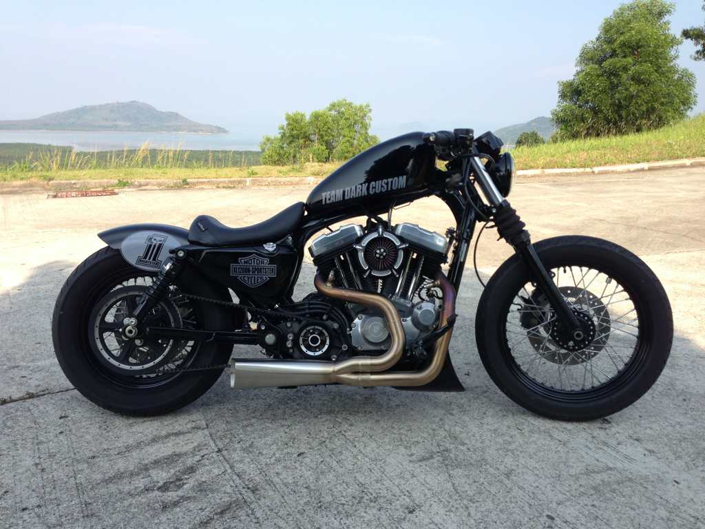 Lets See Your Nightster - Page 320 - The Sportster and Buell