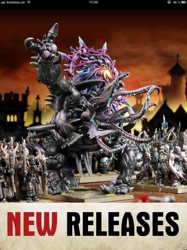 Nouveautés Chaos et rumeur du nouveau livre d'armée - Page 12 Ysyqyrus
