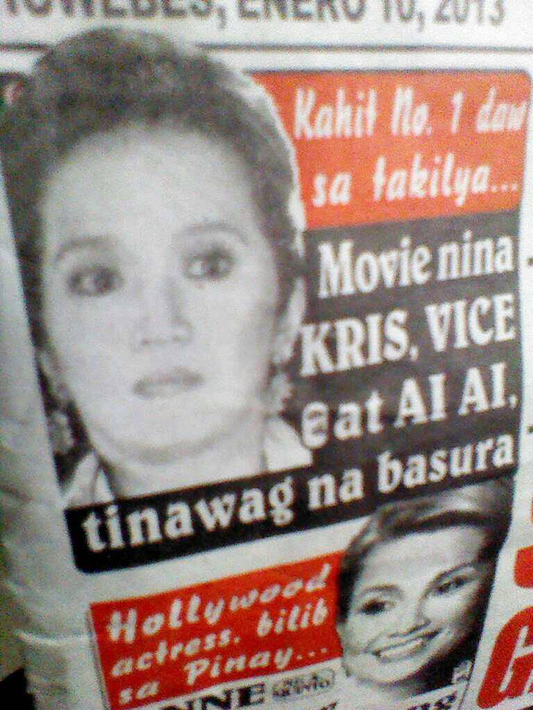 proxy - Tagalog Movie Basura - Philippine Showbiz