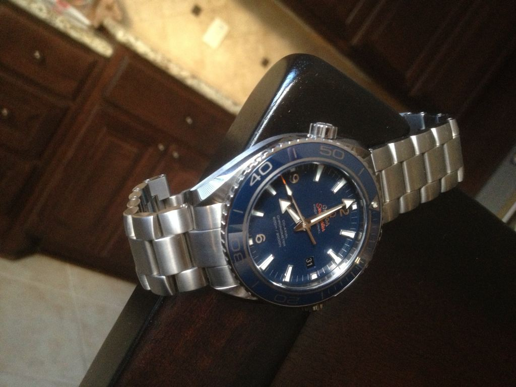 f5e26b78d34 The fact that this is the only blue PO that Omega offers right now just  sealed the deal for me.