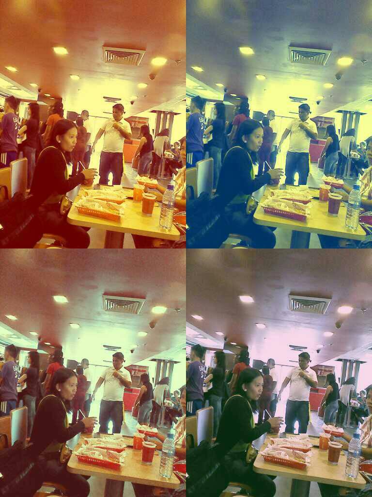 upyzurev - Morning Scene at Bohol Quality McDonalds - Anonymous Diary Blog