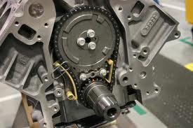 LSA timing chain tension guide issue