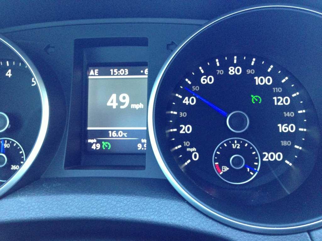VWVortex com - MK6 gauge calibration - Speed/Pulse