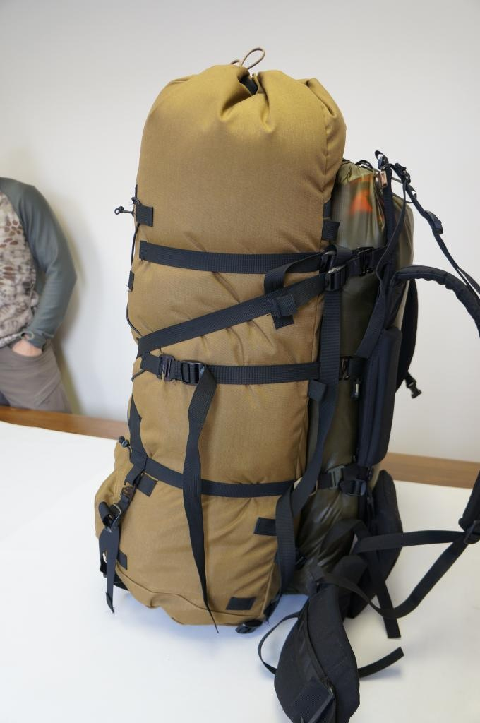 New Style Packs... Weight Distribution and Does size matter? - Page 2