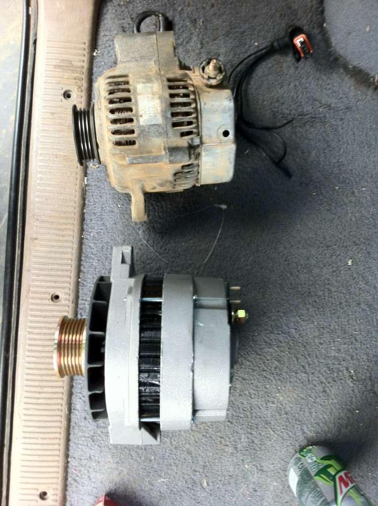 Doc's CS144 alternator upgrade  - Toyota 4Runner Forum