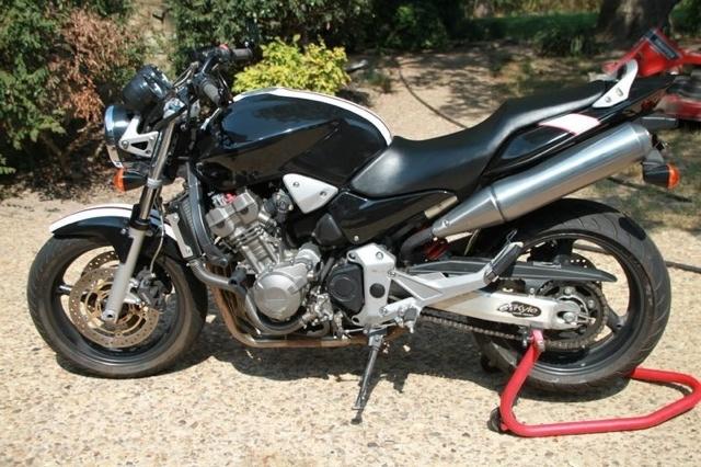 Honda Cb919 Adventure Rider