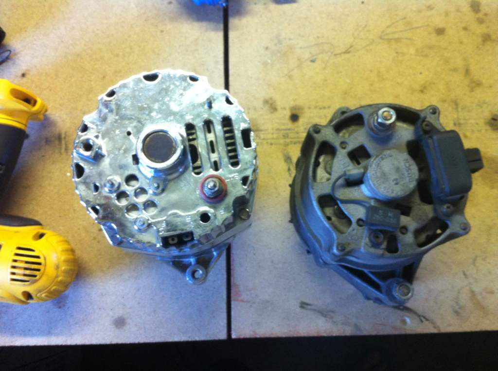 Holden alternator differences its bigger than my current vn style one and has different plug and connections can someone please help even if its with a workshop manual photo asfbconference2016 Image collections
