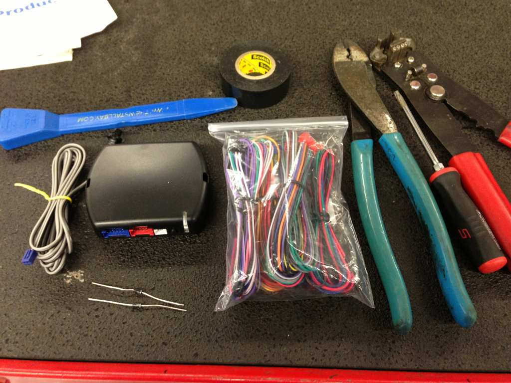 vwvortex com remote start diy here are all the parts you need for this install program the dball or have it programmed when you order it for rsr configuration