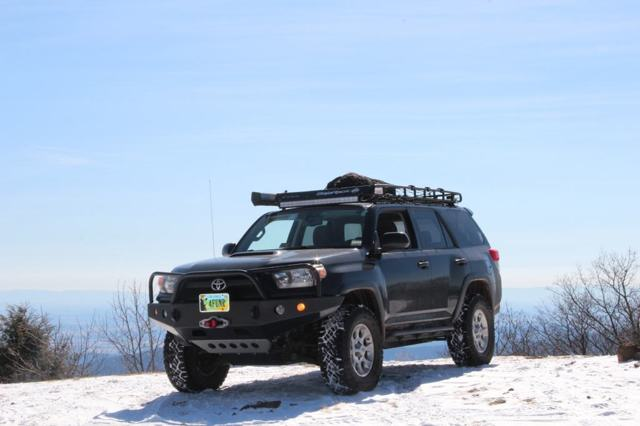 Equipt's new platform - The 2013 4Runner Trail | Page 4 | Expedition ...