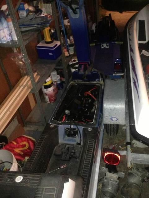 1991 550SX Complete Overhaul and Rebuild