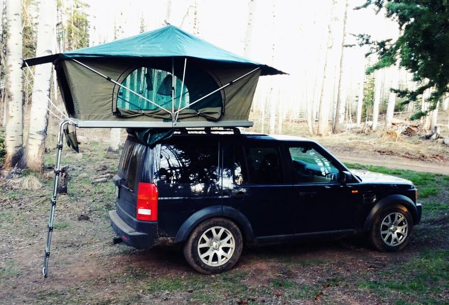 $900 in Colorado Springs. Iu0027ll deliver nearby for a little extra. & African Outback roof tent - Colorado - Expedition Portal