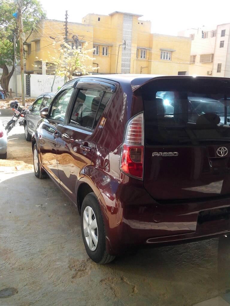 Toyota Passo/Daihatsu Boon Owners/Fan Club - baqunuqa