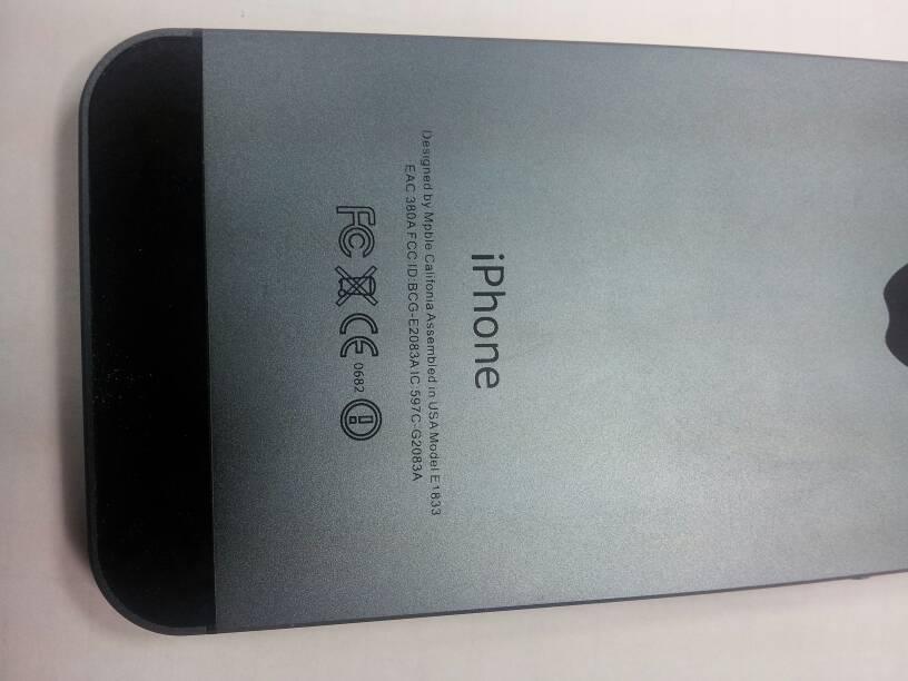 İphone 5 Görünümlü Android İşletim Sistemli Akıllı Telefon