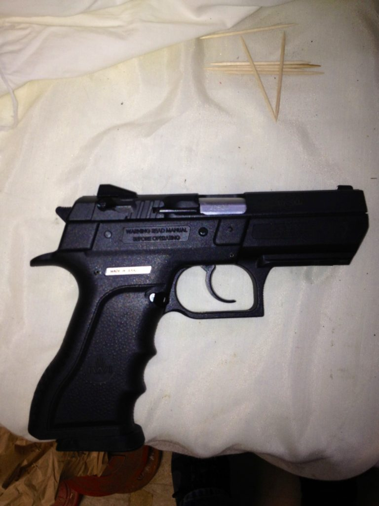For sale trade imi uzi carbine made in israel 9mm - They Do Sell The Holsters For Them On Ebay That Are Made In Israel The Only Thing I M Not Too Crazy About Is The Slide Mounted Safety