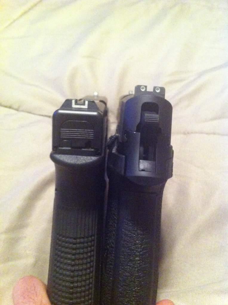New gun buyer need help! Glock 19 Vs Sig p226! - Page 3