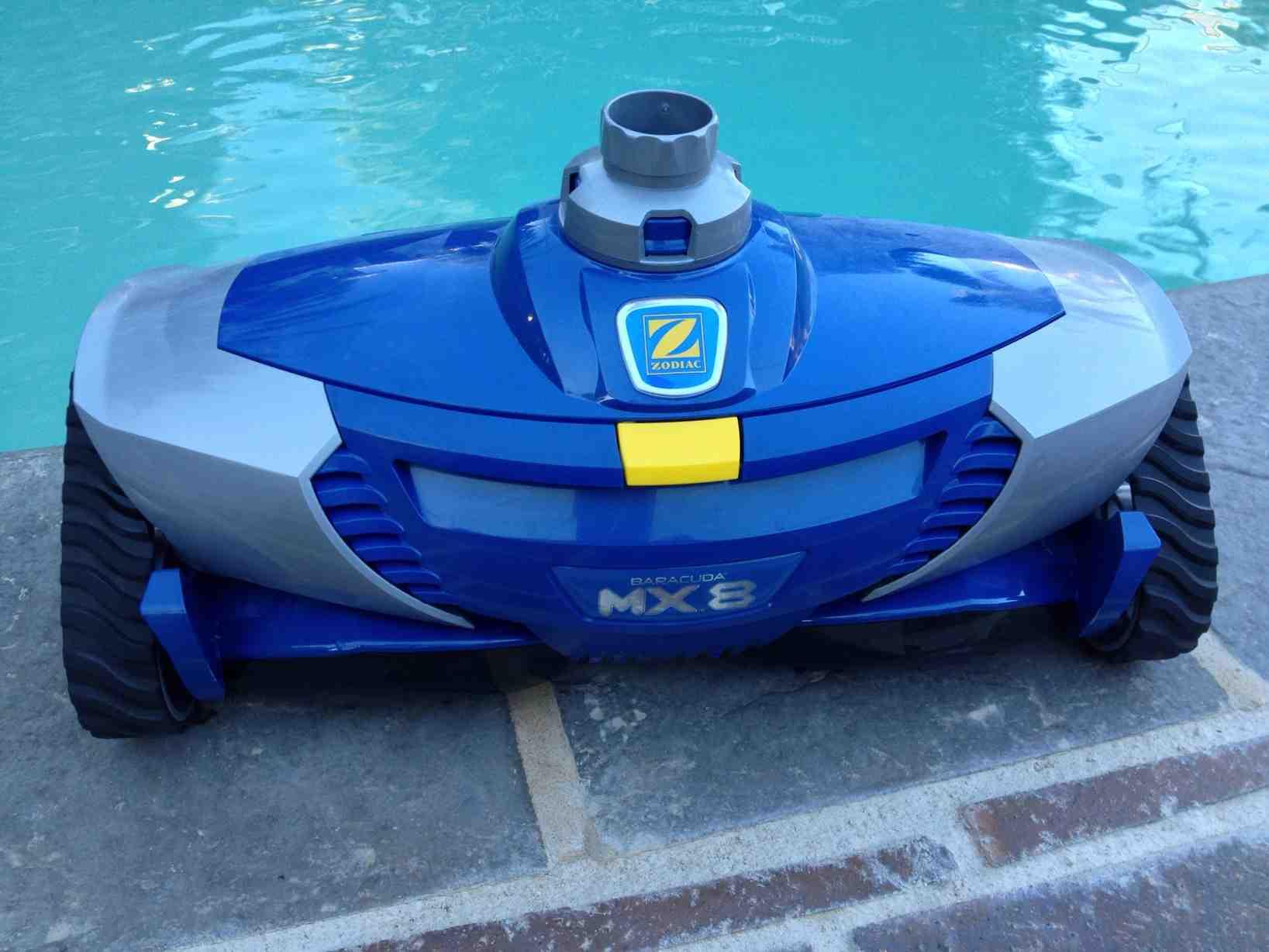 direction robot zodiac mx8
