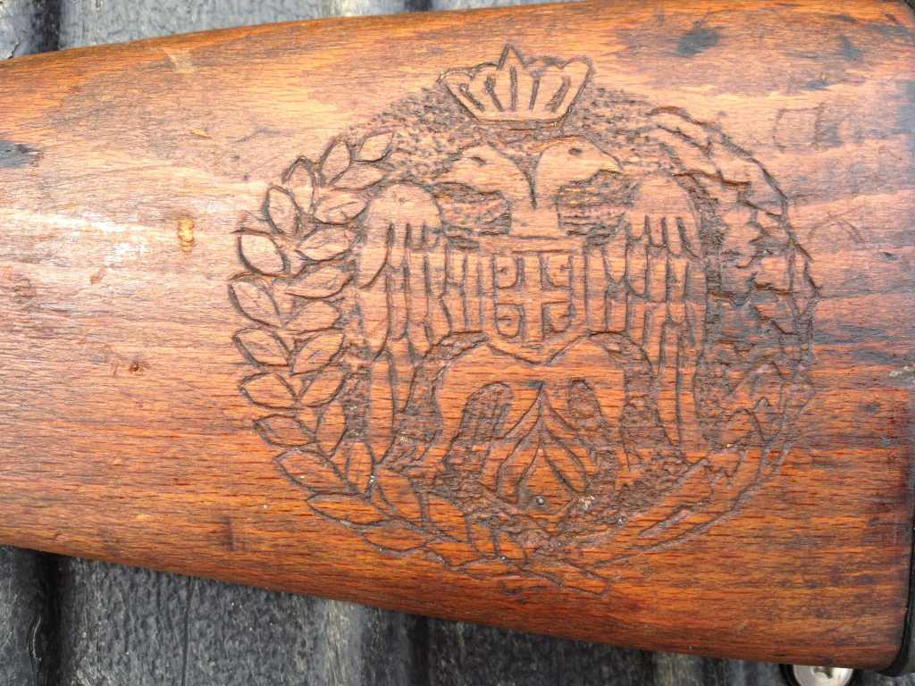 Yugo RPK trench art - translation help needed