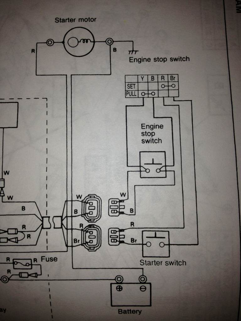 Yamaha Superjet Wiring Schematics Electrical Diagrams Starter Switch Diagram Example U2022 Rh Huntervalleyhotels Co Ydra
