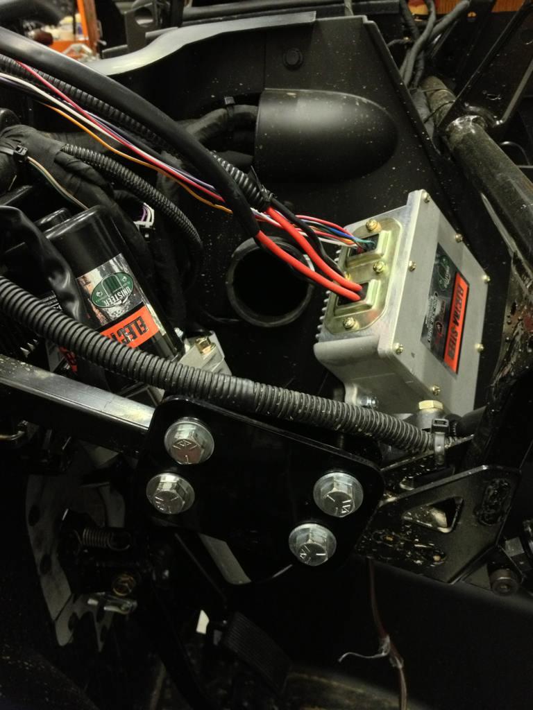 CT Racing Maverick Build   UTVUnderground Com - The #1