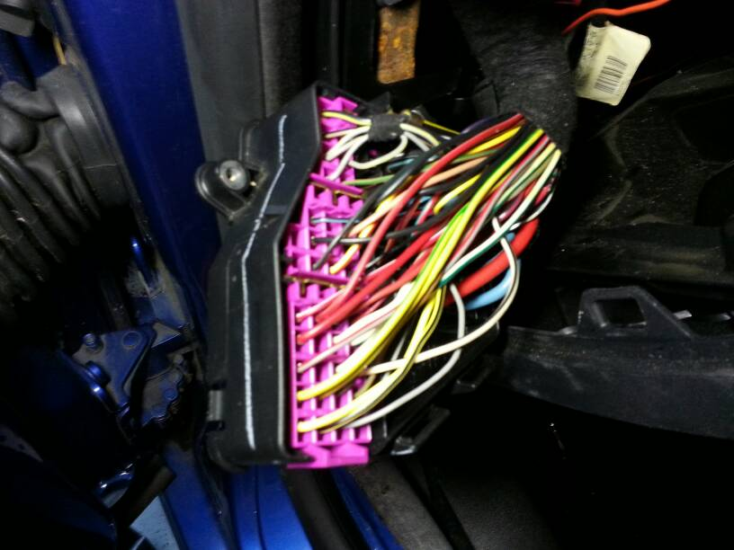 Wire Harness Removal Help - VWVortex.com on